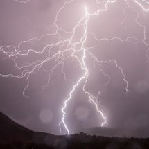 Lightning In Kathmandu