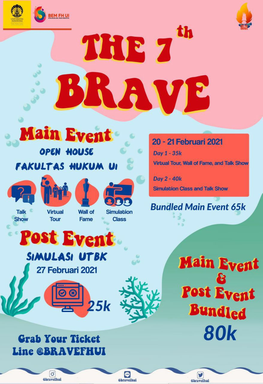 FH UI; GET TO KNOW THE 7TH BRAVE