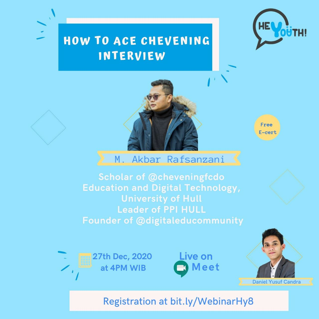 How To Ace Chevening Interview